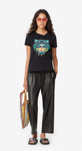 Kenzo - T-shirts per DONNA online su Kate&You - FA52TS7214YB K&Y6843