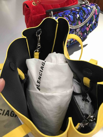 Balenciaga - Tote Bags - Baltimore Double Logo for WOMEN online on Kate&You - 489813/D6W1N K&Y1431