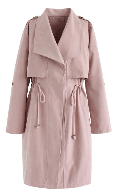 Chicwish Trench & Raincoats Kate&You-ID7474