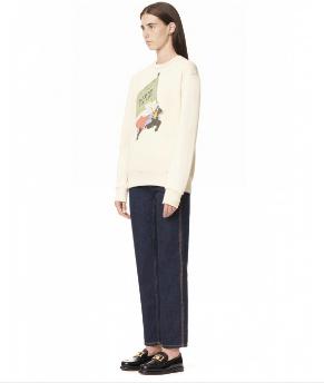 Lanvin - Sweatshirts & Hoodies - for WOMEN online on Kate&You - RW-TO608J-JR19-A2002 K&Y10133
