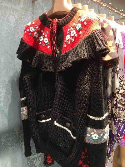 Miu Miu Sweaters Cardigan en laine  Kate&You-ID1518