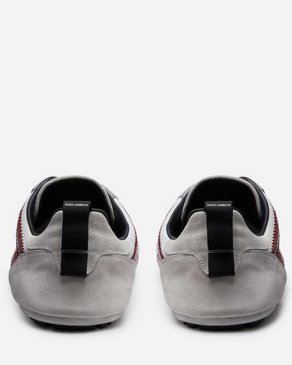 Dolce & Gabbana - Trainers - RICHELIEUS EN CUIR DE VEAU TRESSÉ ET DAIM for MEN online on Kate&You - A20116AJ8898T915 K&Y8367