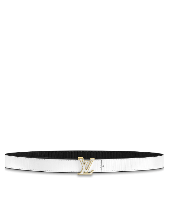 Louis Vuitton Belts  CEINTURE LV ICONIC PEARLFECTION 25 MM RÉVERSIBLE Kate&You-ID8654