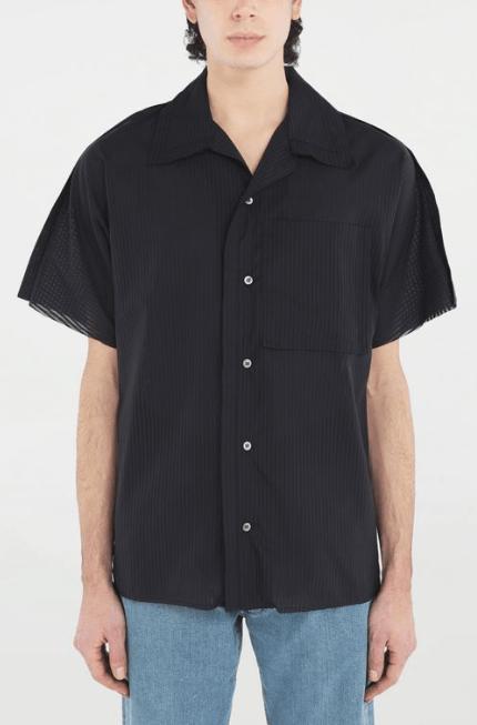 Maison Margiela - Chemises pour HOMME online sur Kate&You - S50DL0434S52650002F K&Y7584