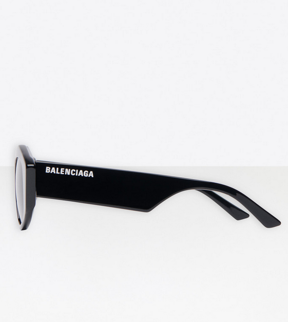 Balenciaga - Lunettes de soleil pour FEMME Cut Square online sur Kate&You - 628245T00011000 K&Y8700