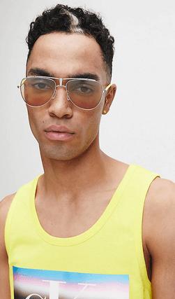 Солнцезащитные очки - Calvin Klein для ЖЕНЩИН онлайн на Kate&You - CKJ19302S - K&Y8421