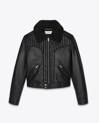 Yves Saint Laurent Куртки бомбер Kate&You-ID11686