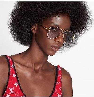 Louis Vuitton - Sunglasses - SAILOR & LULA for WOMEN online on Kate&You - Z1432W K&Y11031