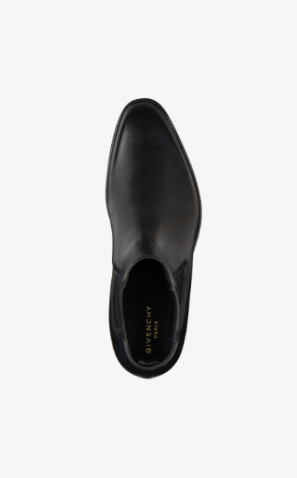 Givenchy - Stivali per UOMO CHELSEA BOOTS EN CUIR BOX online su Kate&You - BH601KH0KE-001 K&Y8616