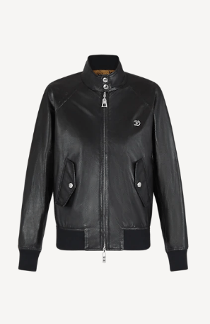 Louis Vuitton Leather Jackets Kate&You-ID10062