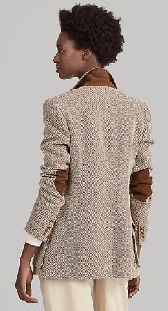 Ralph Lauren - Blazers pour FEMME online sur Kate&You - 509720 K&Y9581