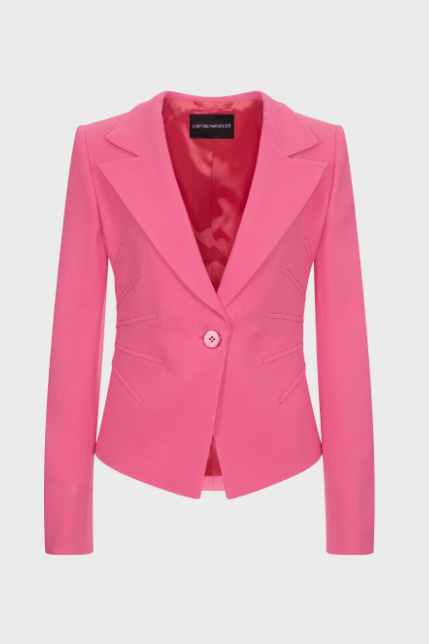 Emporio Armani - Fitted Jackets - for WOMEN online on Kate&You - 5NG38T520131309 K&Y8205
