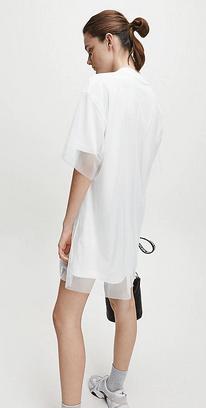 Calvin Klein - Robes Courtes pour FEMME online sur Kate&You - J20J214158 K&Y9653