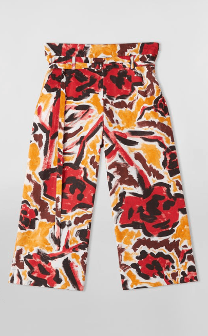 Marni High-Waisted Trousers Kate&You-ID7621