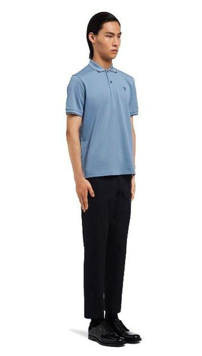 Prada - Polo Shirts - for MEN online on Kate&You - UJN765_1ZMI_F0AE7_S_212  K&Y11724