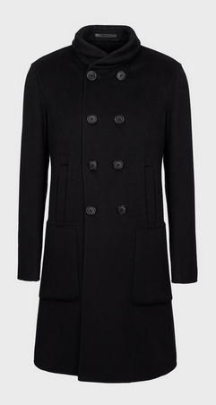 Giorgio Armani - Single-Breasted Coats - for MEN online on Kate&You - 9CGOL034T01841UBUV K&Y9319