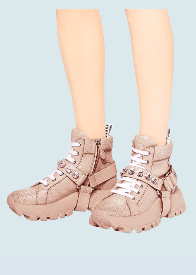 Miu Miu - Trainers - for WOMEN online on Kate&You - 5T736C_3D92_F0236_F_075 K&Y6048