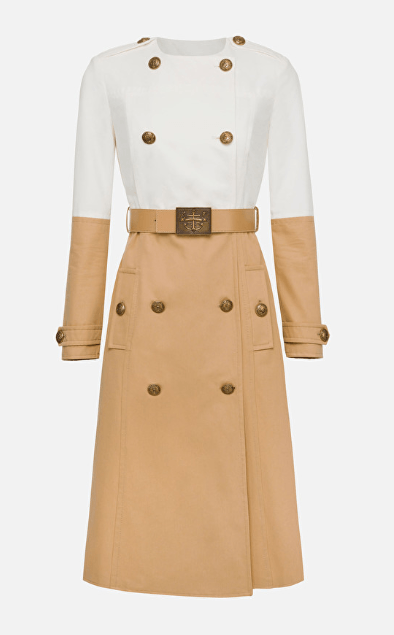Elisabetta Franchi Trench & Raincoats Kate&You-ID7124