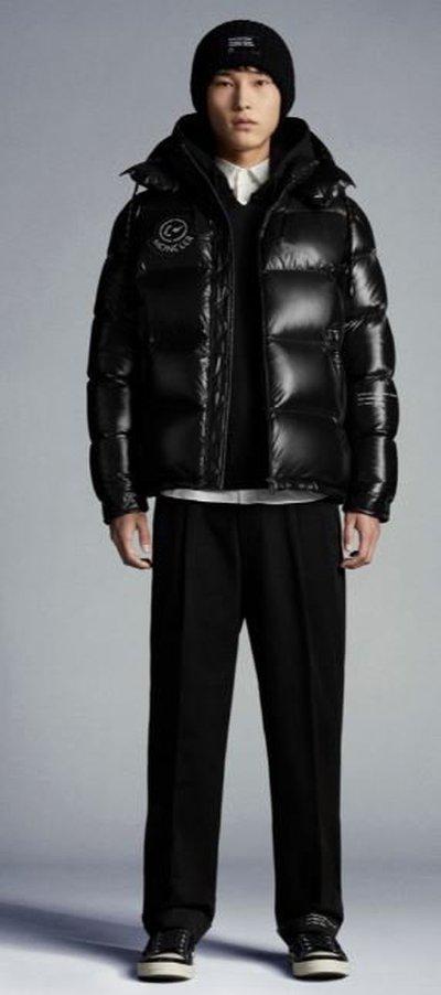 Moncler - Down Coats - Hantium for MEN online on Kate&You - G209U1A0001753A0E K&Y11292