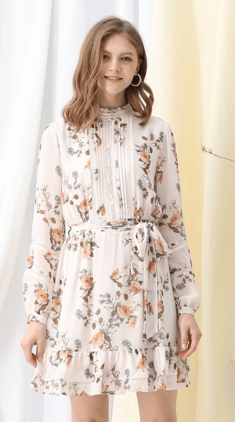 Короткие платья - Chicwish для ЖЕНЩИН онлайн на Kate&You - D200123003 - K&Y7391