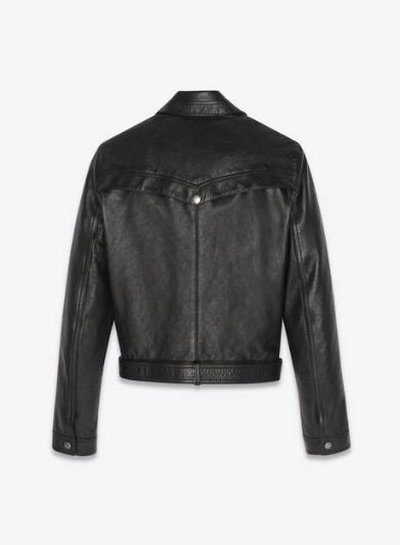 Yves Saint Laurent - Leather Jackets - for WOMEN online on Kate&You - 664431Y5RD21010 K&Y11688