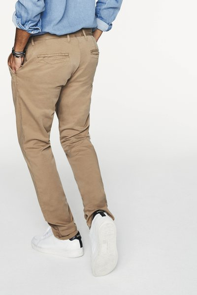 Ba&Sh - Pantaloni chino per UOMO online su Kate&You - K&Y2164
