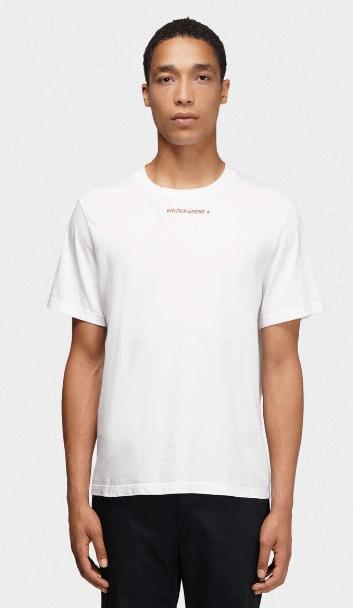 Golden Goose - T-Shirts & Débardeurs pour HOMME online sur Kate&You - G36MP524.B1 K&Y7011