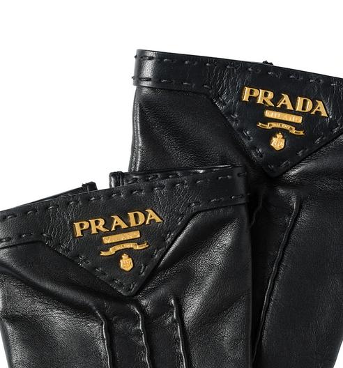 Перчатки и варежки - Prada для ЖЕНЩИН онлайн на Kate&You - 1GG46C_038_F0002 - K&Y7976