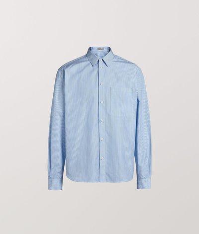 Рубашки - Bottega Veneta для МУЖЧИН онлайн на Kate&You - 564912VFZR09002 - K&Y1851