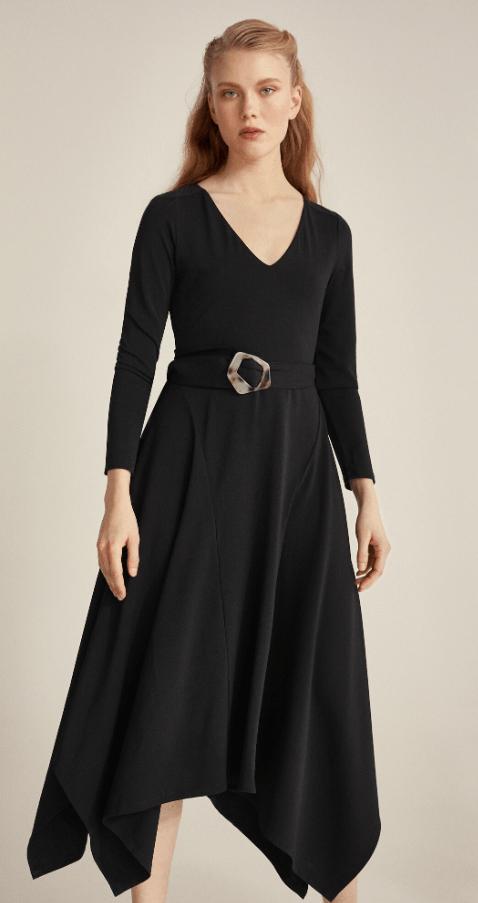 Cortefiel Long dresses Kate&You-ID7262
