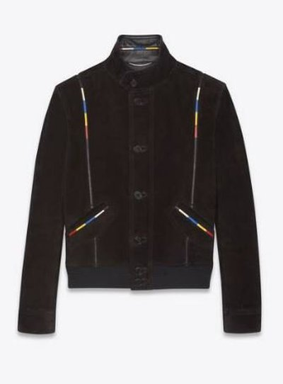 Yves Saint Laurent Кожаные куртки Kate&You-ID11935