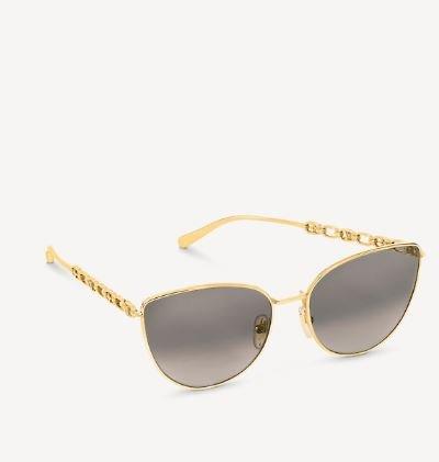 Louis Vuitton Sunglasses CAT EYE Kate&You-ID10945
