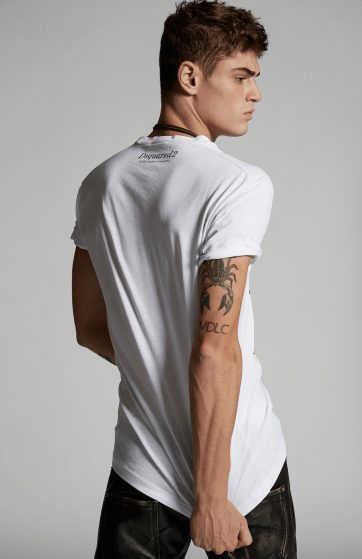 Dsquared2 - T-Shirts & Débardeurs pour HOMME online sur Kate&You - S71GD0937S22507100 K&Y10210