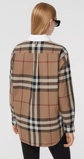 Burberry - Camicie per DONNA online su Kate&You - 80361421 K&Y9597