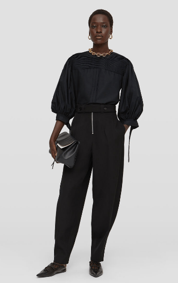 Jil Sander - Palazzo Trousers - for WOMEN online on Kate&You - JSPS311205-WS390300 K&Y10123