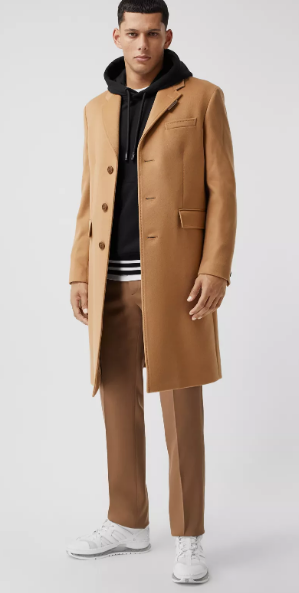 Burberry - Single-Breasted Coats - for MEN online on Kate&You - 80336461 K&Y10592