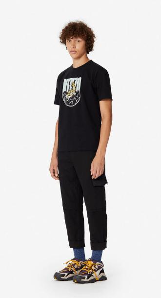 Kenzo - T-Shirts & Débardeurs pour HOMME online sur Kate&You - F965TS0994Y5.99.S K&Y6735