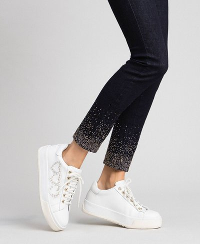 Twin-Set - Sneakers per DONNA online su Kate&You - 192TCP01Y K&Y5009