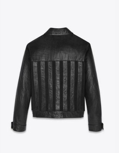 Yves Saint Laurent - Leather Jackets - for MEN online on Kate&You - 663537YCFK21000 K&Y11661