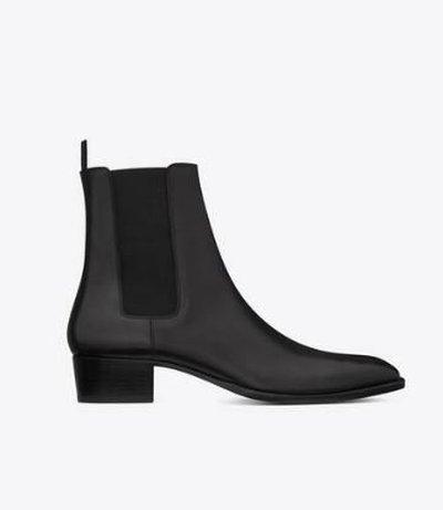Yves Saint Laurent - Boots - WYATT CHELSEA for MEN online on Kate&You - 6341941YL001000 K&Y11512