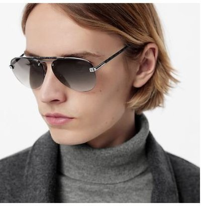 Louis Vuitton - Sunglasses - CLOCKWISE for MEN online on Kate&You - Z1109W K&Y10990