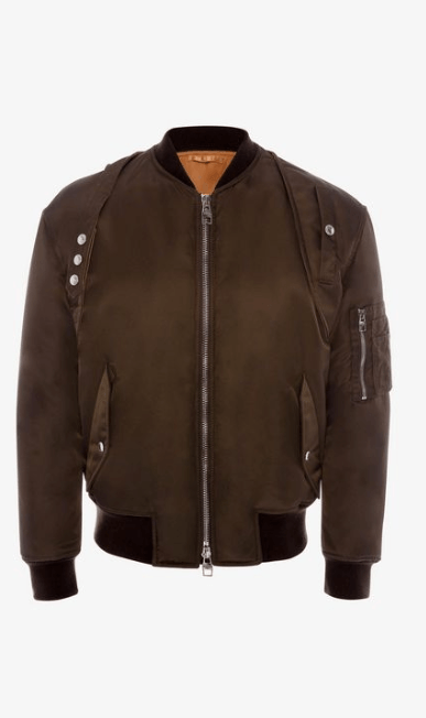 Alexander McQueen Bomber Jackets Kate&You-ID7734