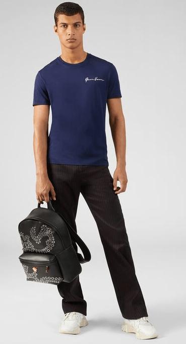 Рюкзаки и поясные сумки - Versace для МУЖЧИН онлайн на Kate&You - DFZ5350-DLALE_DTU_UNICA_D41MG__ - K&Y7379