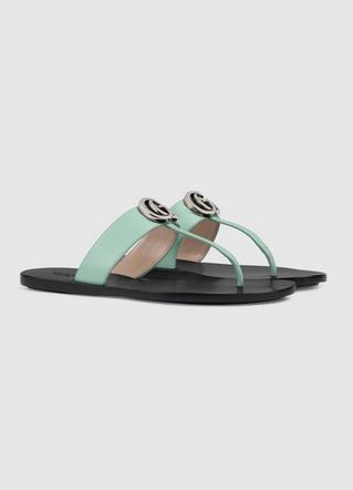 Gucci - Sandali per DONNA online su Kate&You - 628013 A3N00 7412 K&Y9482