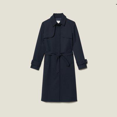 Sandro - Cappotto monopetto per DONNA online su Kate&You - SFPOU00130 K&Y2596