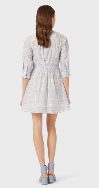 Emporio Armani - Robes Courtes pour FEMME online sur Kate&You - 3H2A802NWZZ1F810 K&Y8172