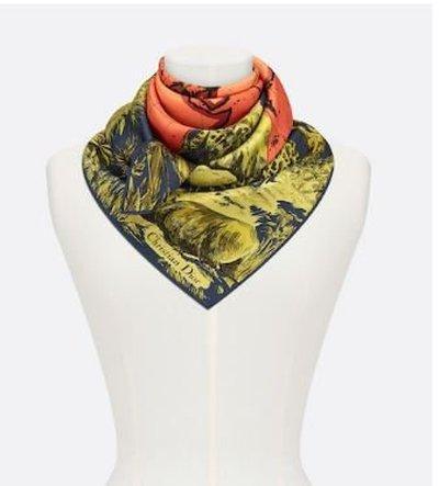 Dior - Scarves - for WOMEN online on Kate&You - 15DAW090I604_C534 K&Y12121