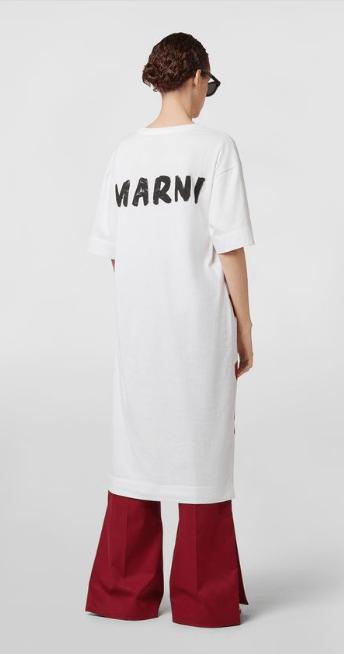 Marni - Long dresses - for WOMEN online on Kate&You - ABJET70P01SCQ71FAR67 K&Y7627