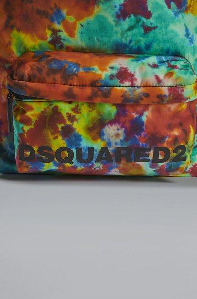 Dsquared2 - Sacs à dos et Bananes pour HOMME online sur Kate&You - BPM001611702379M037 K&Y4817