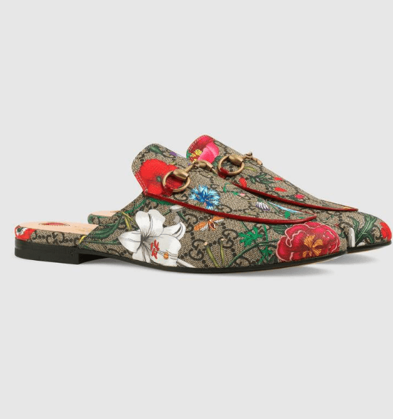 Gucci - Mules per DONNA online su Kate&You - 432772 HT540 8489 K&Y5906